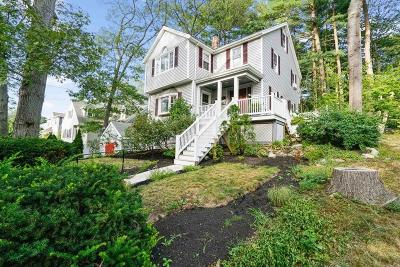 Weymouth Single Family Home For Sale: 52 Greatpond Road