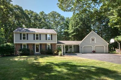Norwell Single Family Home For Sale: 18 Bowsprit Lane