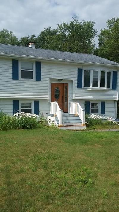 Billerica Rental Under Agreement: 21 Coach Road #1