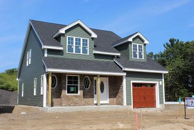 Billerica Single Family Home Under Agreement: 74 Oak Street #4