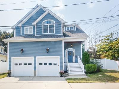 Malden, Medford, Melrose Single Family Home For Sale: 3 Charnwood Road