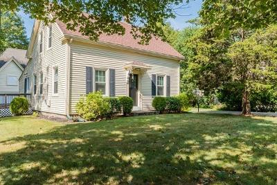 Norwell Single Family Home For Sale: 153 High Street