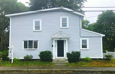 Hingham Single Family Home For Sale: 7 Newbridge Street