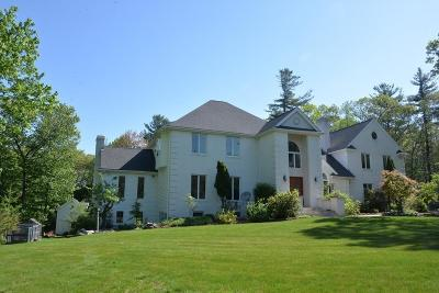 Framingham Single Family Home For Sale: 10 Mountain View Drive