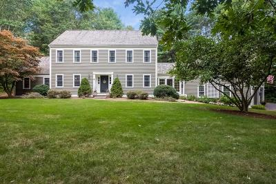 Duxbury Single Family Home For Sale: 4 S Pasture Ln