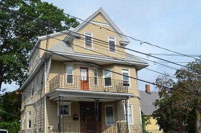 Somerville Multi Family Home Price Changed: 116 Porter St