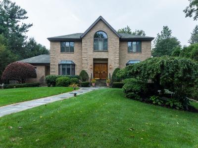 Brookline Single Family Home For Sale: 1114 West Roxbury Parkway