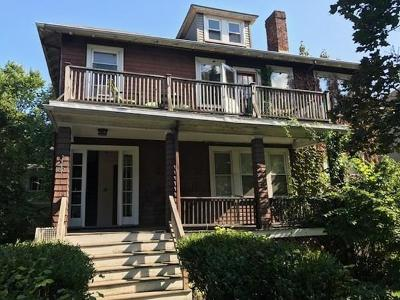 Brookline Multi Family Home For Sale: 80 Verndale St