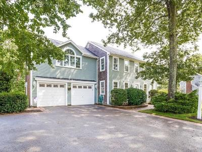 Marshfield Single Family Home Reactivated: 80 Cedar Rd