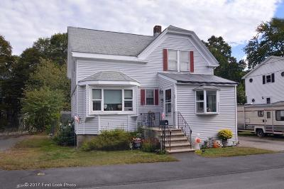 Dedham Single Family Home For Sale: 60 Durham Rd