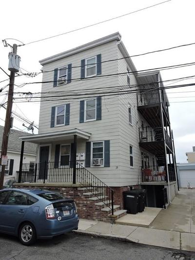 Somerville Multi Family Home Price Changed: 28 Ward Street