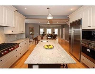 Brookline Rental For Rent: 106 Naples Rd. #1