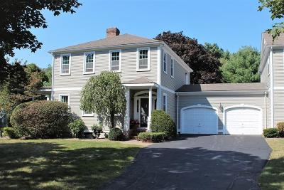 Hingham Condo/Townhouse For Sale: 1193 Main #2A