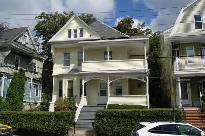 Somerville Single Family Home Under Agreement: 11 Sanborn Ave