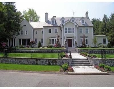 Brookline Single Family Home For Sale: 64 Dudley Street