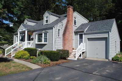 Canton Single Family Home Back On Market: 276 Norfolk Street