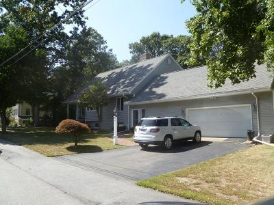 Weymouth Single Family Home Under Agreement: 53 Springvale Cir