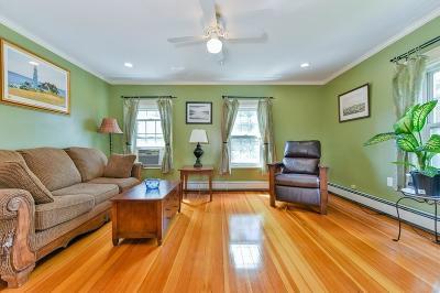 Dedham Single Family Home Under Agreement: 4 Spruce St #3