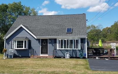 Attleboro Single Family Home Back On Market: 53 Gregory
