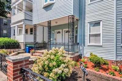 Somerville Condo/Townhouse For Sale: 49 Heath St. #1