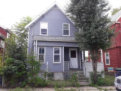 Somerville Single Family Home For Sale: 13 Fremont Ave