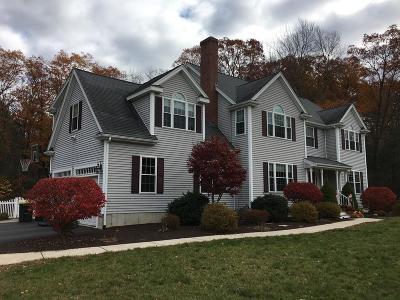 Bellingham Single Family Home For Sale: 81 Highridge Rd