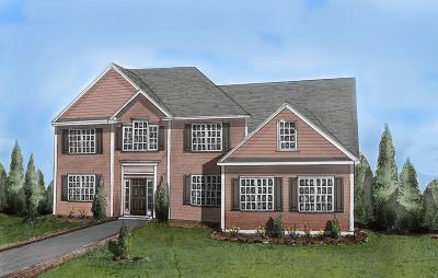 Melrose Single Family Home For Sale: Lot 2 Stone Ridge Heights