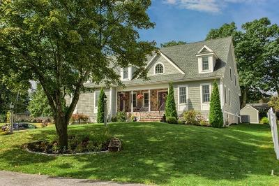Lowell Single Family Home For Sale: 55 Dancause Road