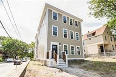 Condo/Townhouse Under Agreement: 4380 Washington #1
