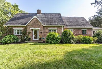 Raynham Single Family Home Under Agreement: 143a Warren St W