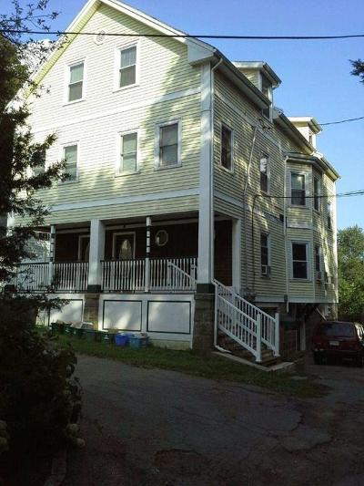Milton Multi Family Home Under Agreement: 114-116 Central Ave