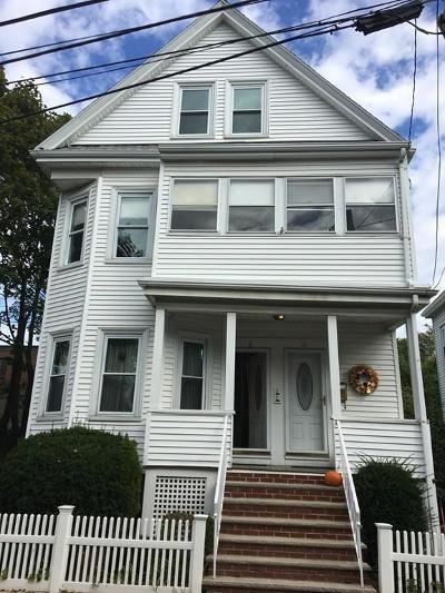 Somerville Rental For Rent: 10 Linden Circle #10