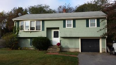 Marshfield Single Family Home Under Agreement: 19 Marshview Dr