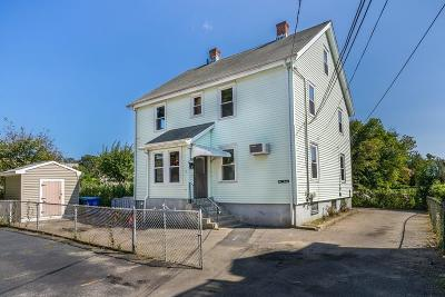 Newton Multi Family Home Under Agreement: 6-8 Morgan Pl