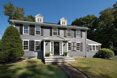 Cohasset Single Family Home For Sale: 266 S. Main Street