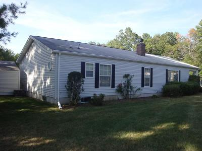 Middleboro Single Family Home For Sale: 4301 Oak Point Drive