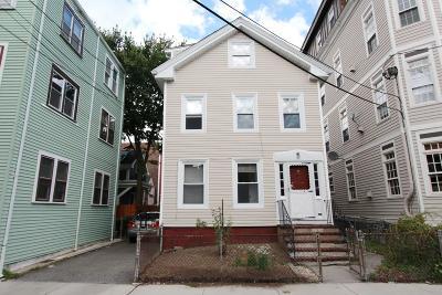 Cambridge Multi Family Home For Sale: 13 Gardner Rd