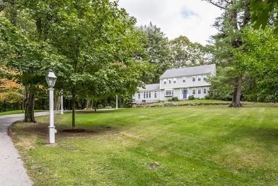 Wenham, Hamilton Single Family Home For Sale: 108 Moulton Street