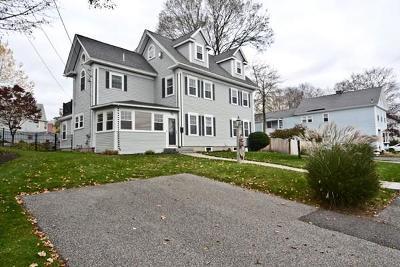 Woburn Rental For Rent: 25 Franklin Street #b
