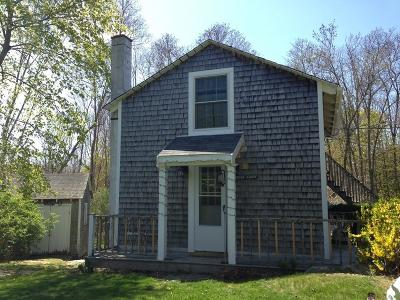 Cohasset MA Rental Under Agreement: $1,250