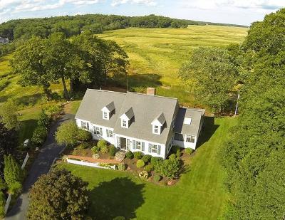 Duxbury Single Family Home For Sale: 38 Back River Way
