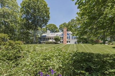 Wenham, Hamilton Single Family Home For Sale: 1 Spingler Way