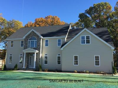 Holliston Single Family Home For Sale: Lot 43 Old Cart Path