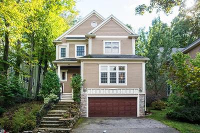 Brookline Rental For Rent: 44 Clark Rd