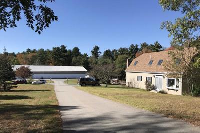Bellingham Single Family Home For Sale: 8 Granite St