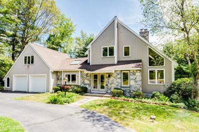 Holliston Single Family Home For Sale: 40 Willowgate Rise