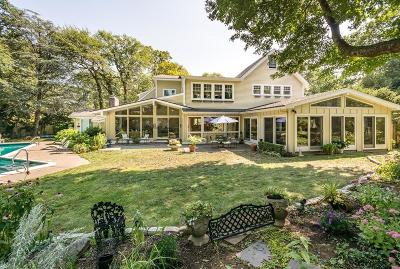 Cohasset Single Family Home For Sale: 135 Linden Drive