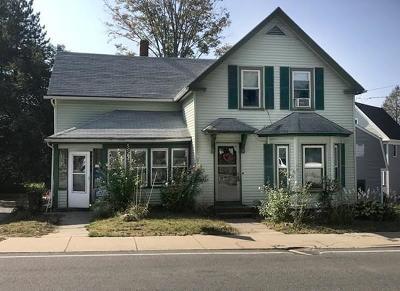Maynard Single Family Home For Sale: 15 Parker Street