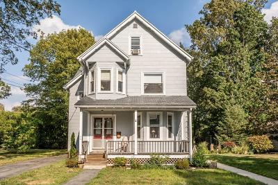 Reading Single Family Home For Sale: 29 Bancroft Ave.