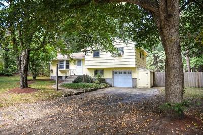 Sudbury MA Single Family Home For Sale: $468,000